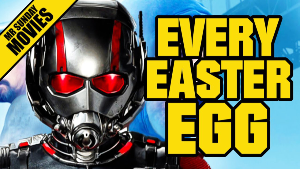 ANT-MAN - Every Easter Egg & Reference