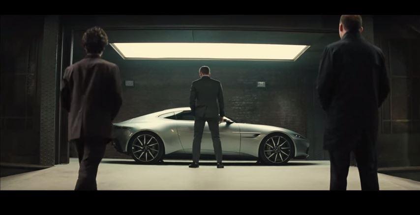 Watch The New James Bond Spectre Trailer!