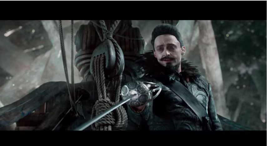 New trailer for Pan feat. Hugh Jackman