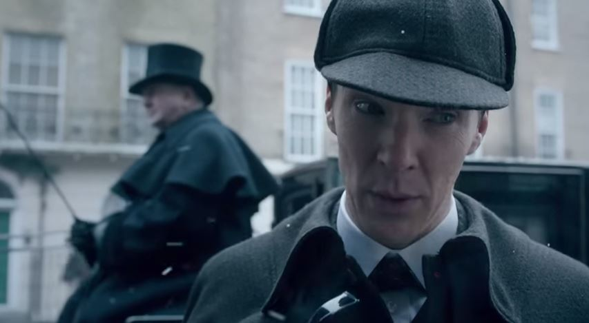 A First Look at the Sherlock Special