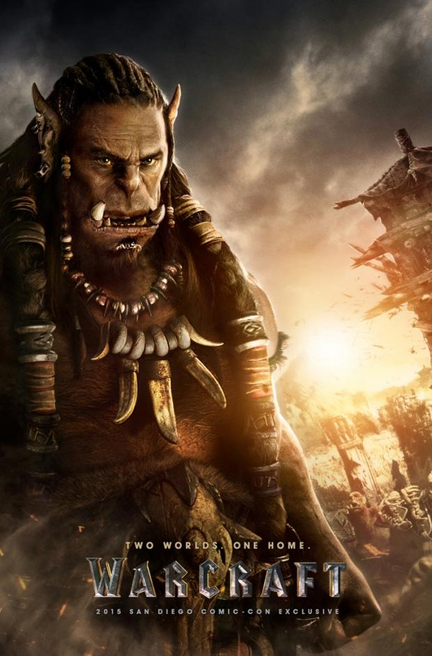 New Warcraft Posters out! Trailer to arrive in November