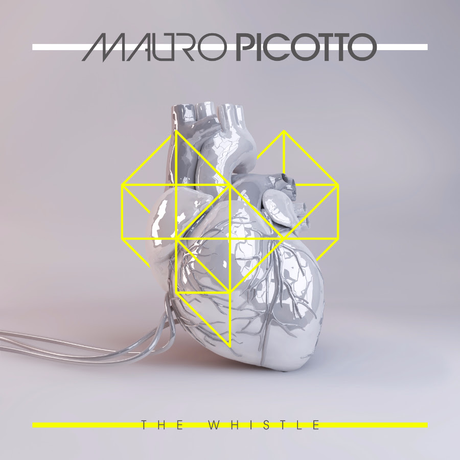 Mauro Picotto Release First Single 'The Whistle' From upcoming album
