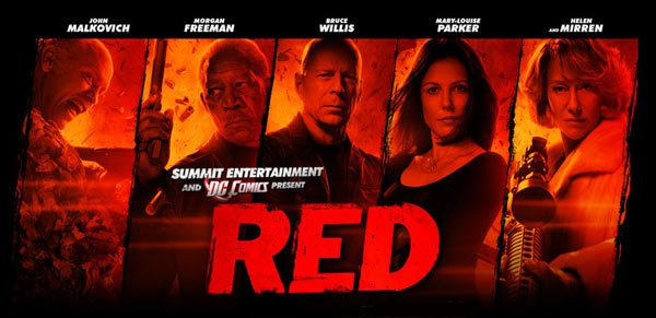 Red to become a TV series?