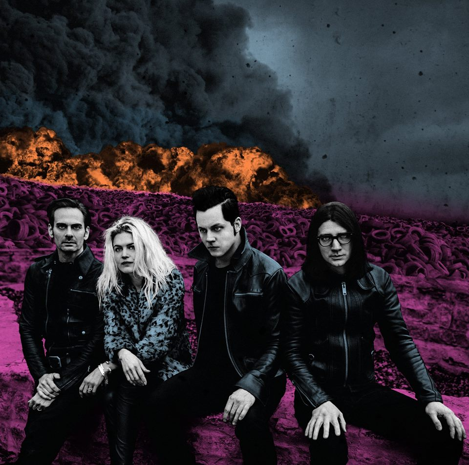 "New Video From The Dead Weather ""I Feel Love (Every Million Miles)"""