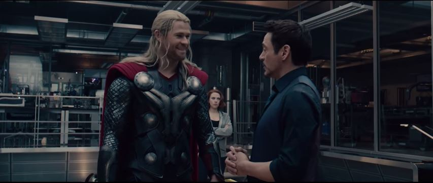 Just Released! AVENGERS: AGE OF ULTRON Bloopers