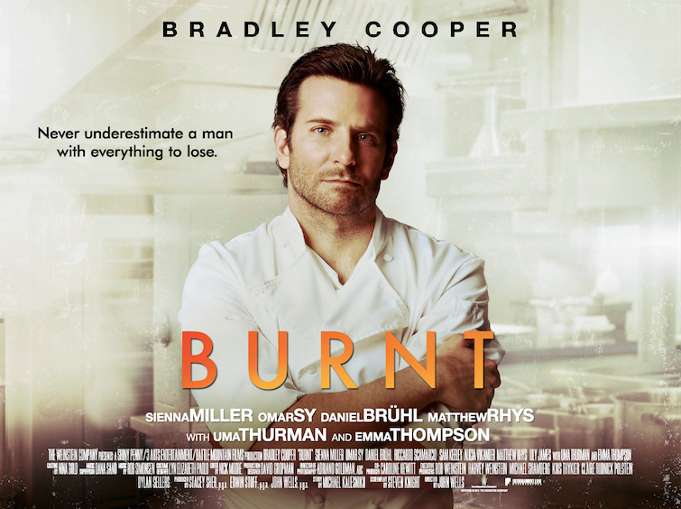 New Burnt Trailer Feat. Bradley Cooper