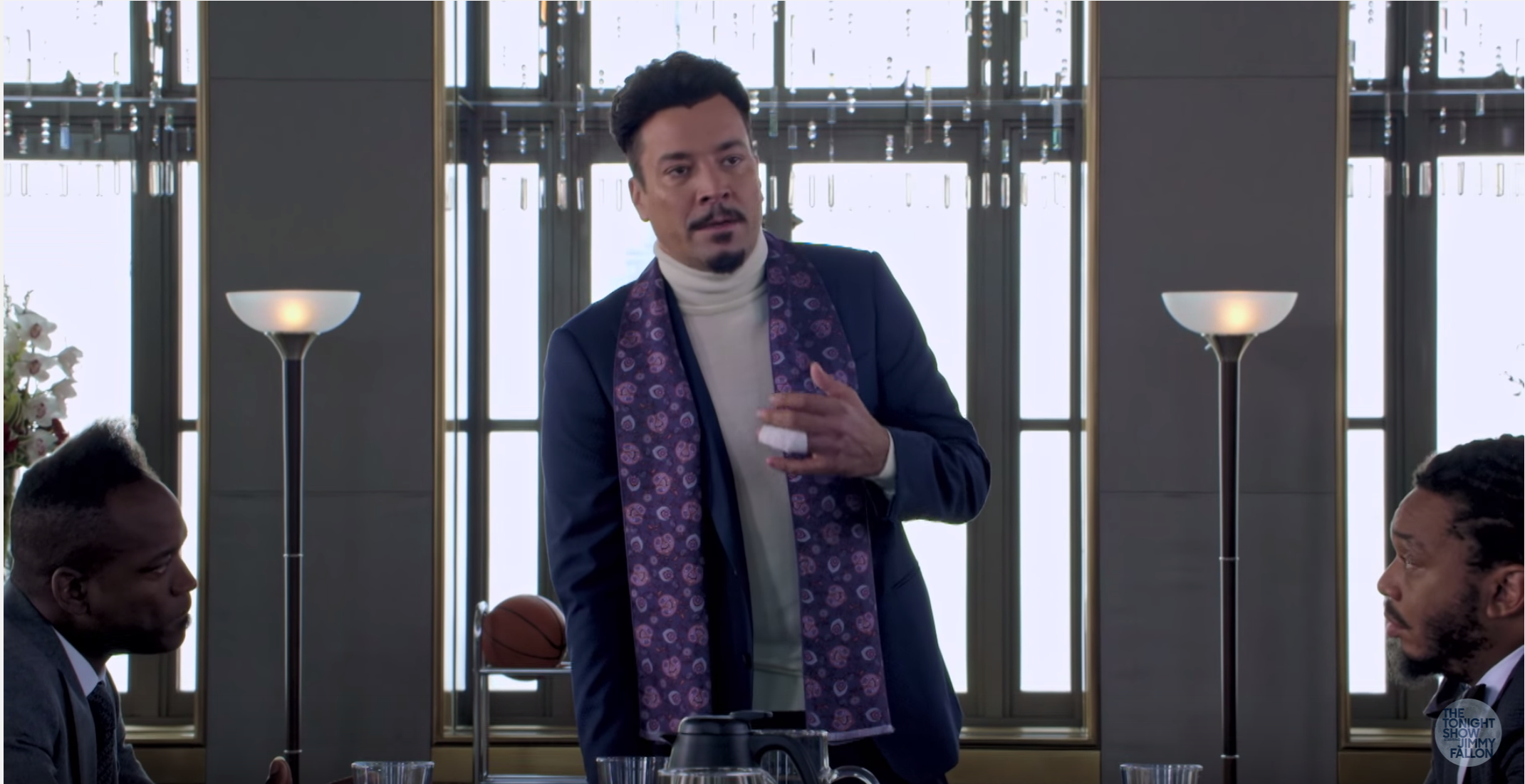 "Watch the 10 minutes Skit ""Jimpire"" (""Empire"" Parody) with Jimmy Fallon"