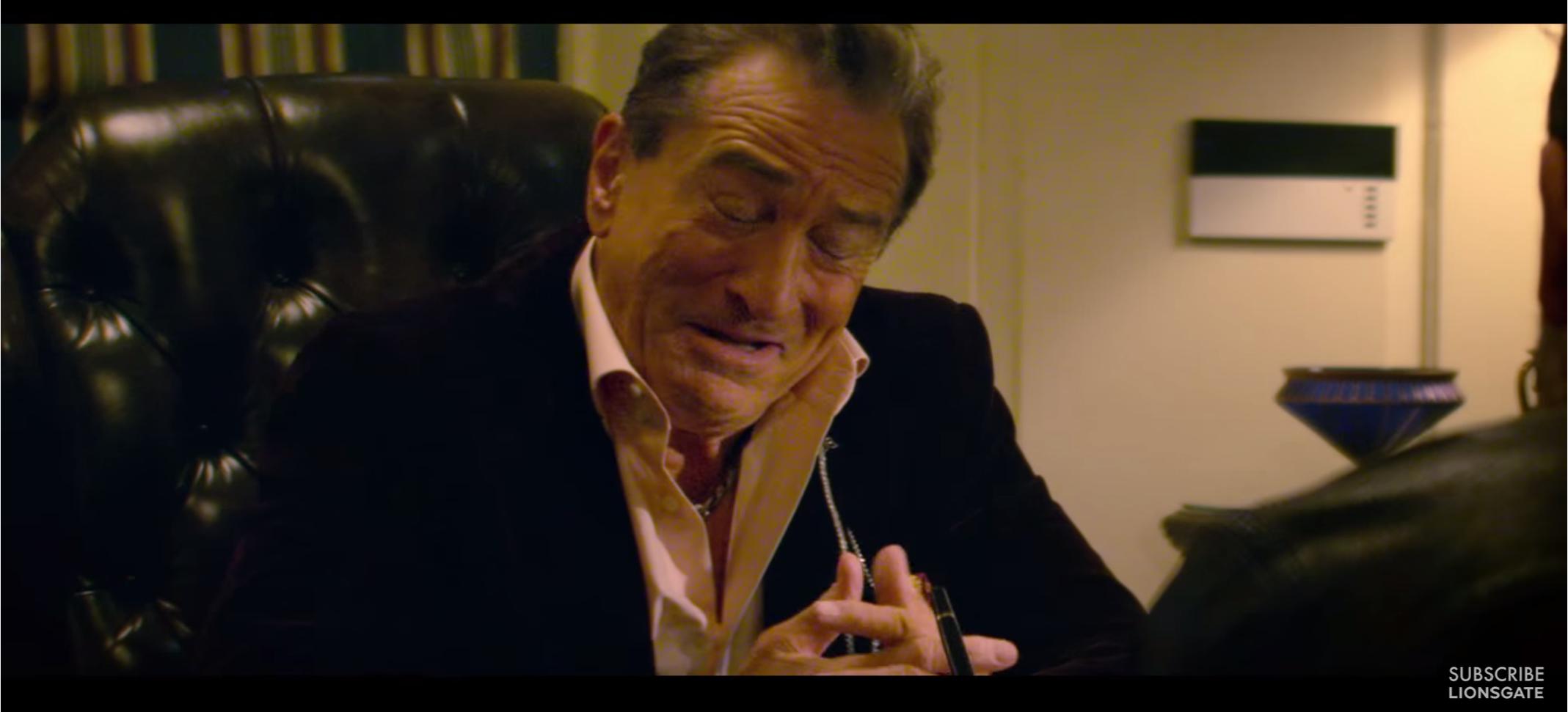 HEIST Trailer ft. Robert De Niro