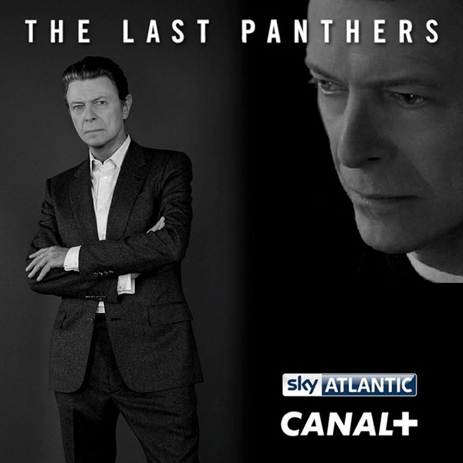 "Listen To The New Music From David Bowie From ""The Last Panthers"" Theme"