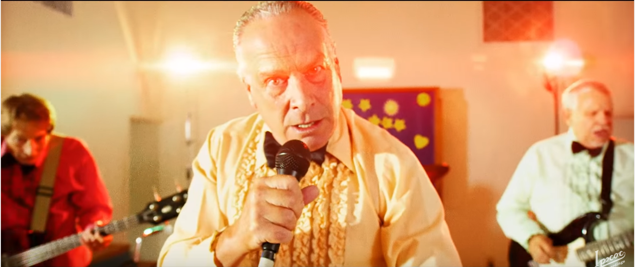Watch Faith No More As Old Men In New 'Sunny Side Up' Video
