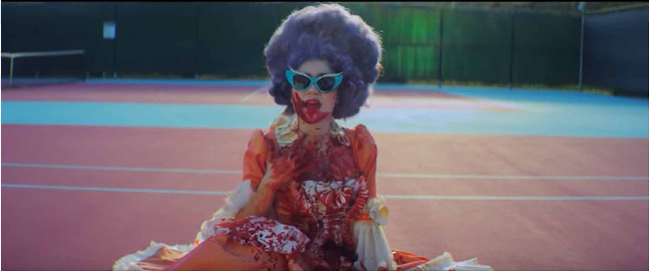 Watch The New Grimes Video From Her Coming Album 'Art Angels'