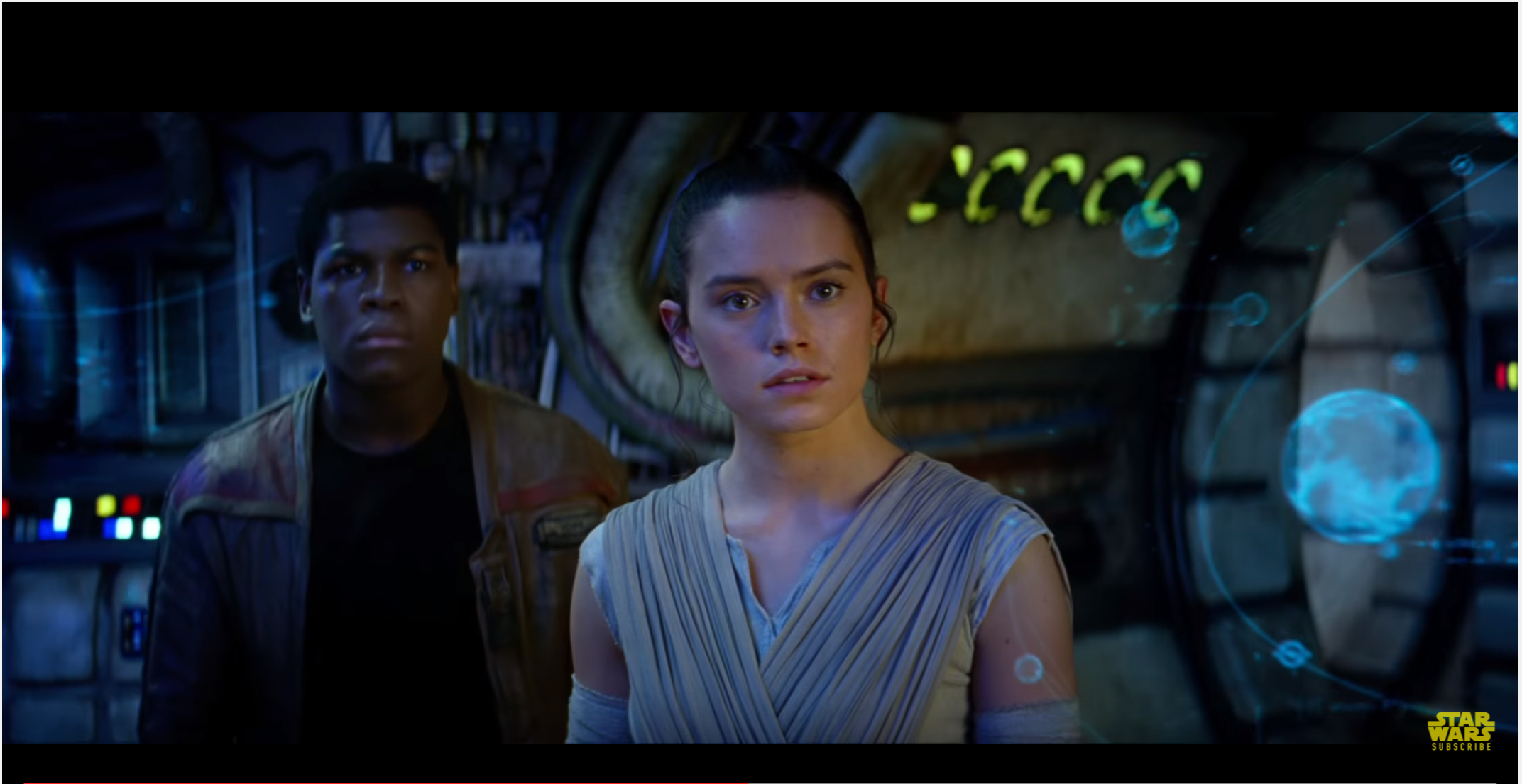 The New Star Wars: The Force Awakens Trailer