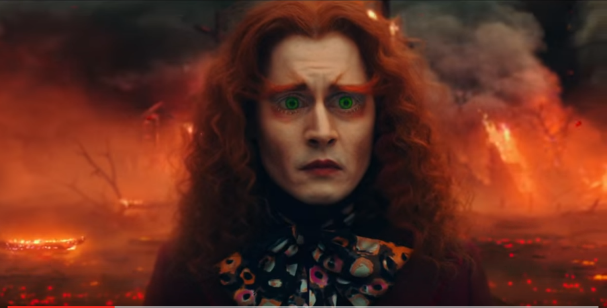 The New Trailer Is Here! Disney's Alice Through The Looking Glass!