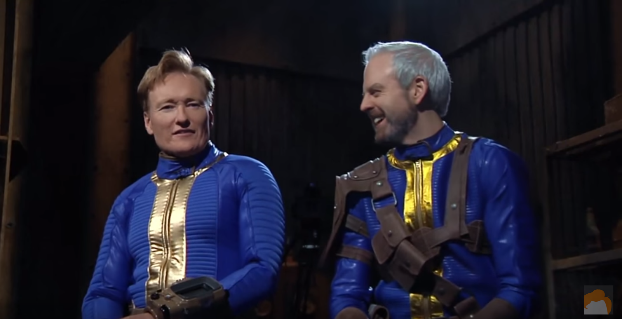 Watch Conan Play Fallout 4 In Clueless Gamer
