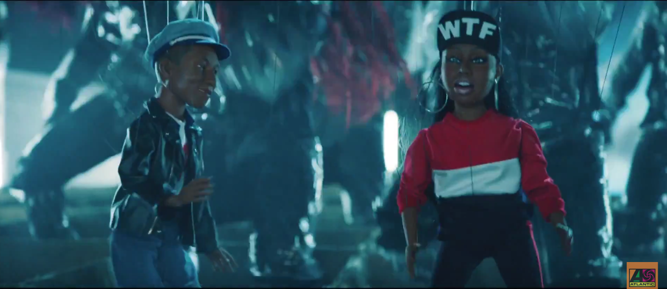 Missy Elliott Is Back With A Huge Beat And An Epic New Video! feat. Pharrell Williams