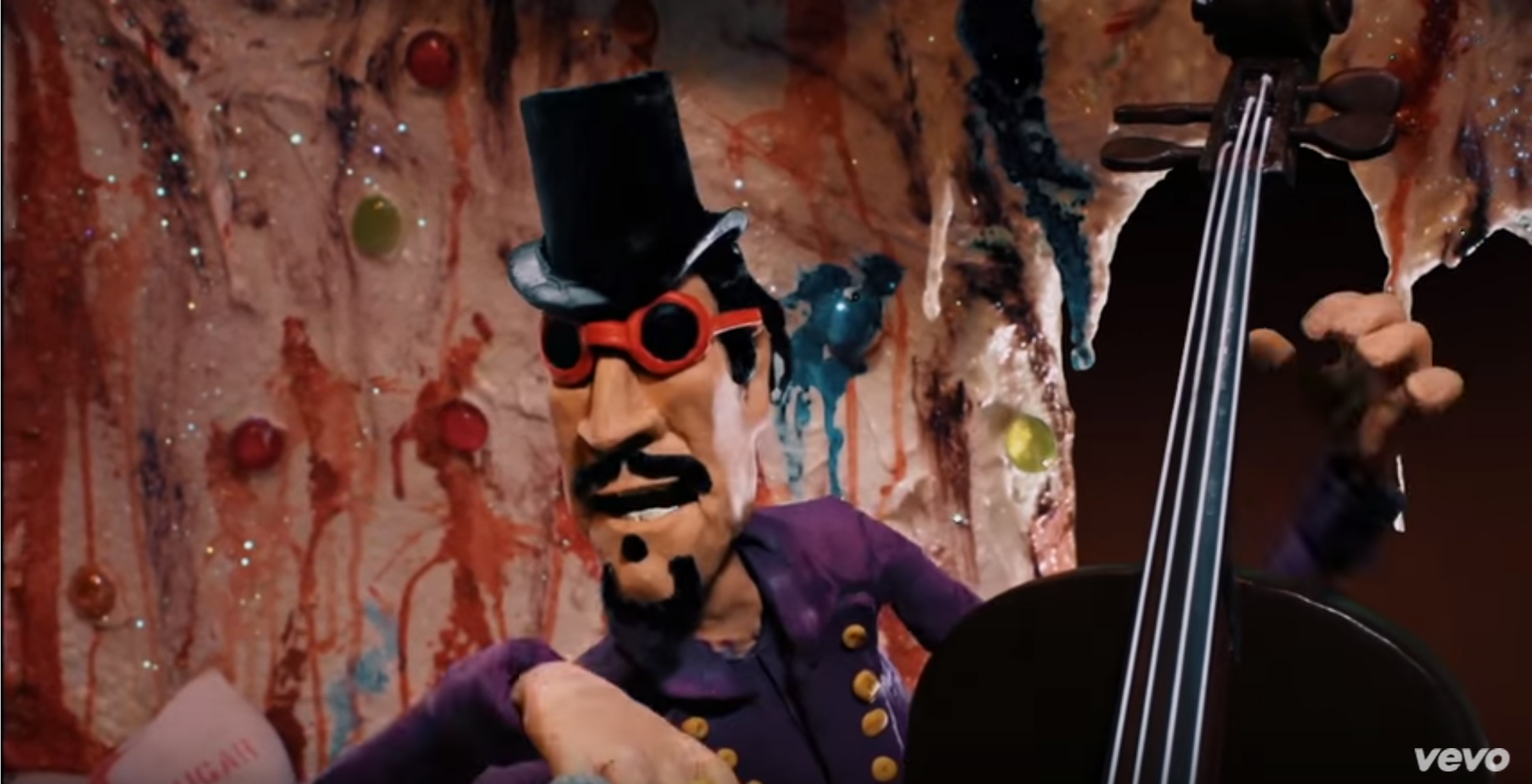 "Primus Drops New ""Candyman"" Music Video!"