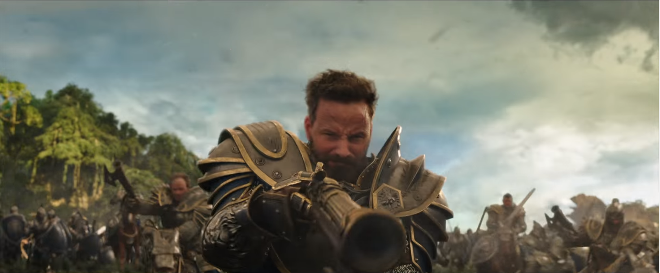 The New Warcraft Teaser Trailer Has Arrived