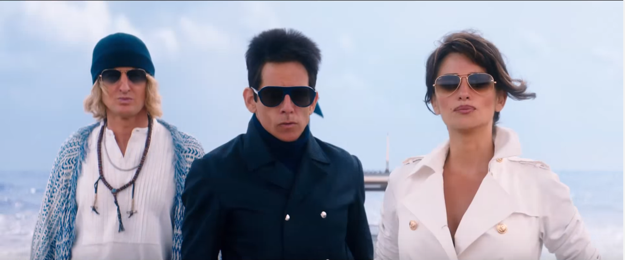 Zoolander 2 Actually Looks Funny!