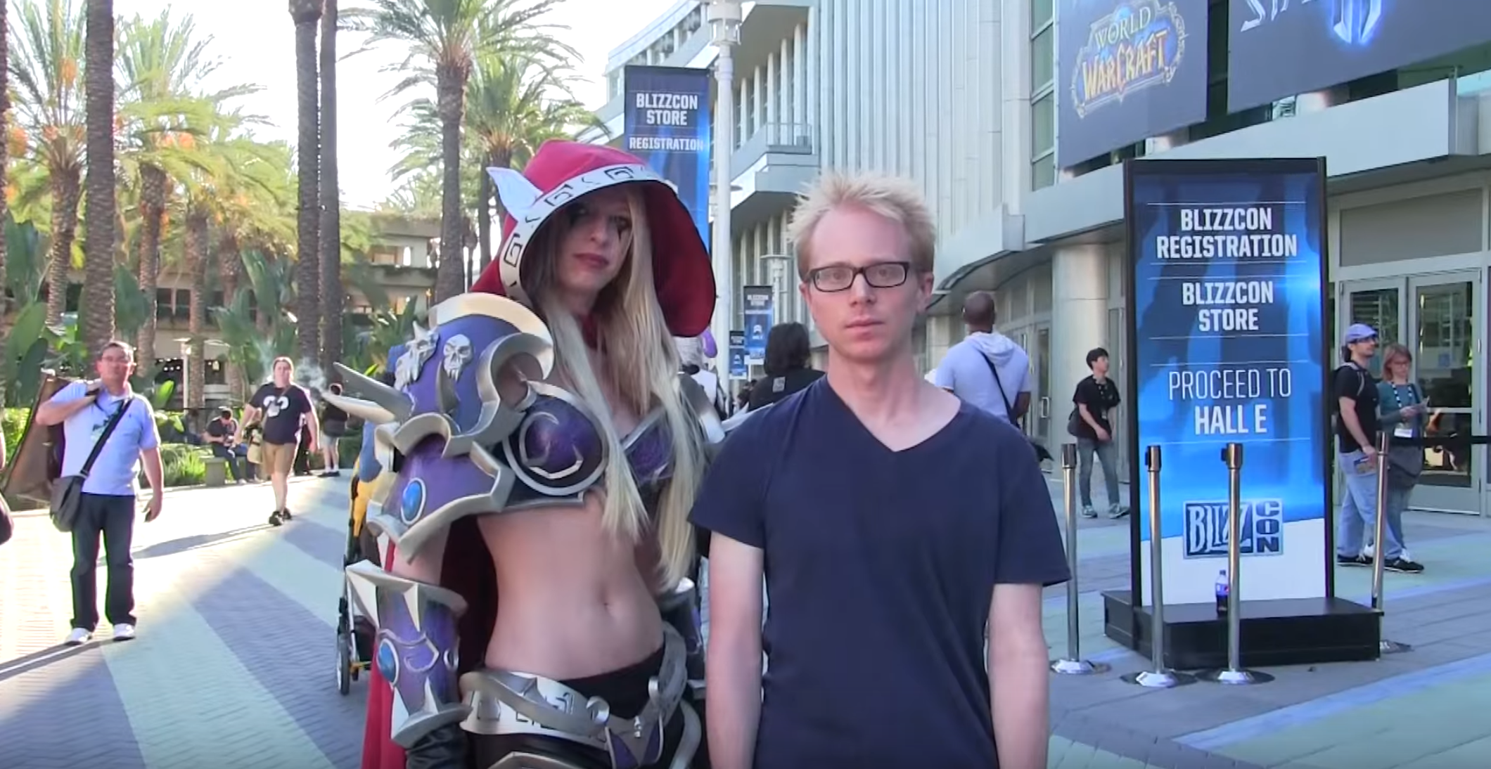Joe Goes To BLIZZCON 2015