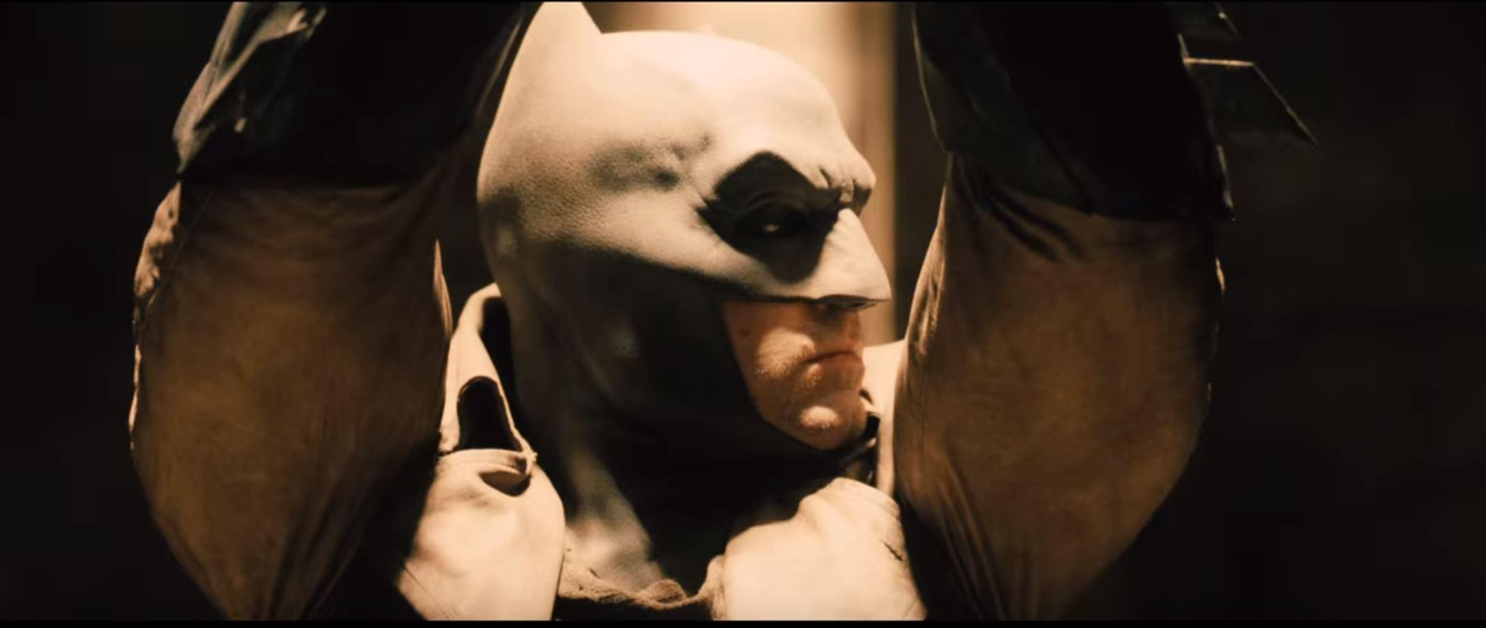 New Sneak Peek Batman v Superman