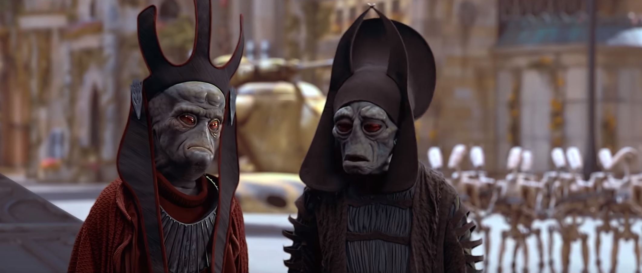Everything Wrong With Star Wars Episode I: The Phantom Menace, Part 1 & 2