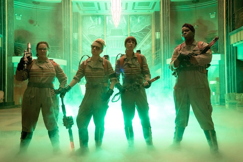 Does This New Ghostbuster Photo Get You Excited?