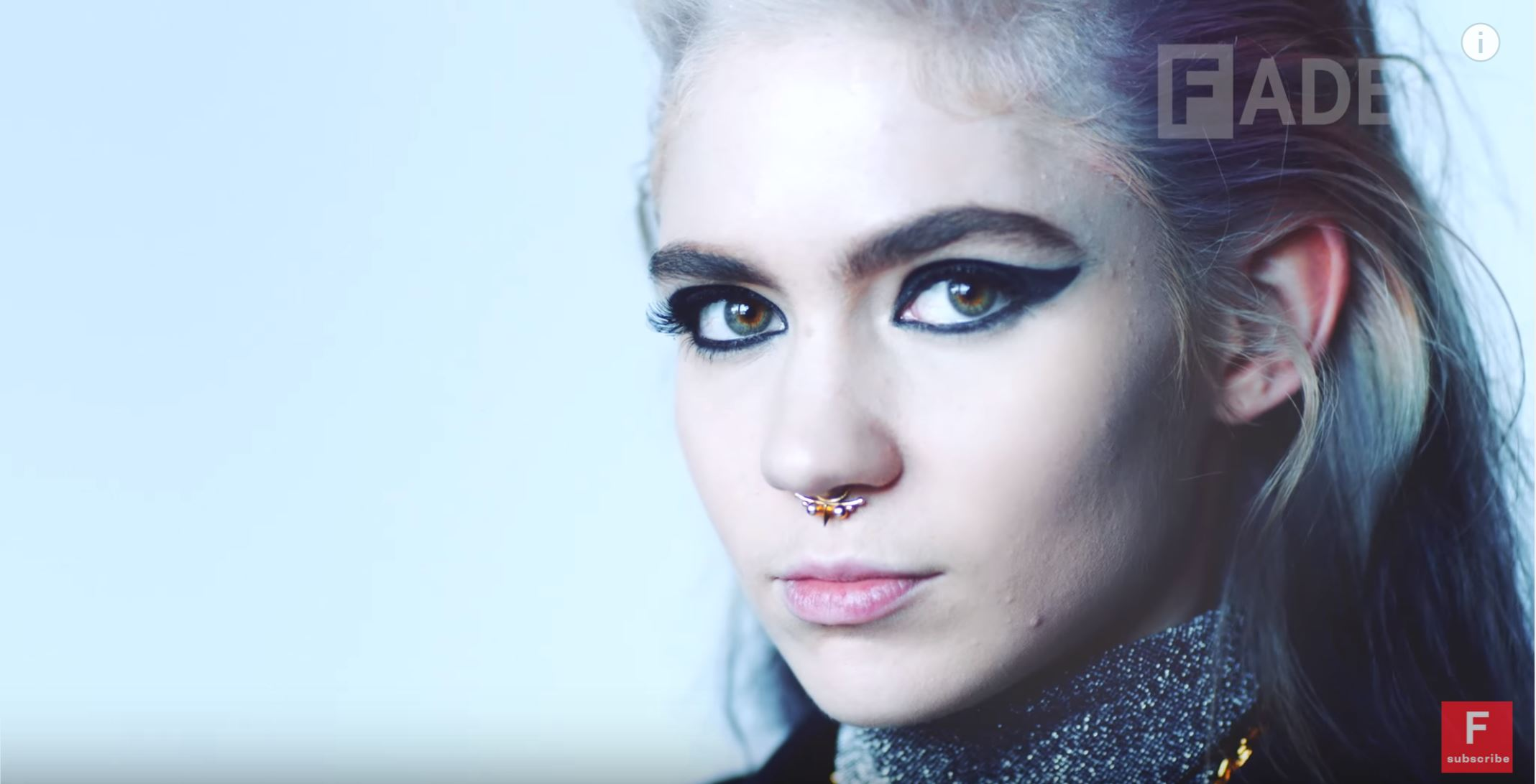 Check Out Fader´s Documentary On Grimes (Art Angel)