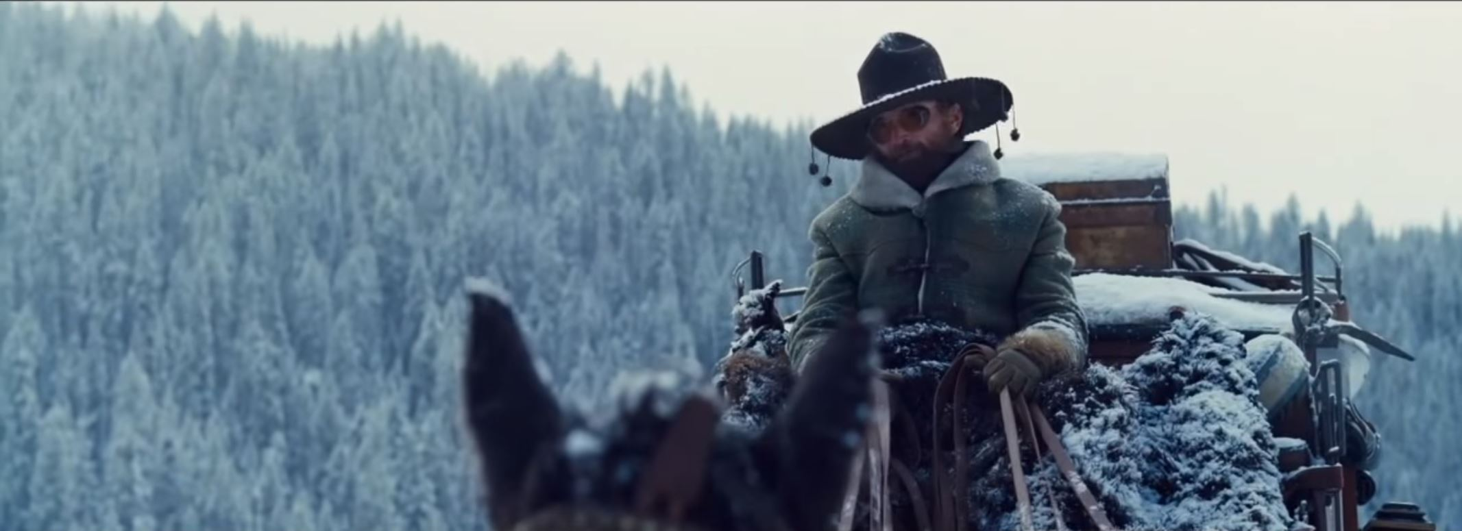 Watch All 8 New Promo Clips For THE HATEFUL EIGHT