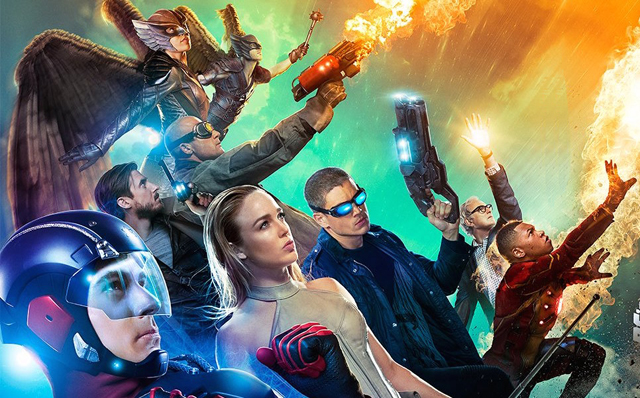 New DC's Legends of Tomorrow Trailer From CW