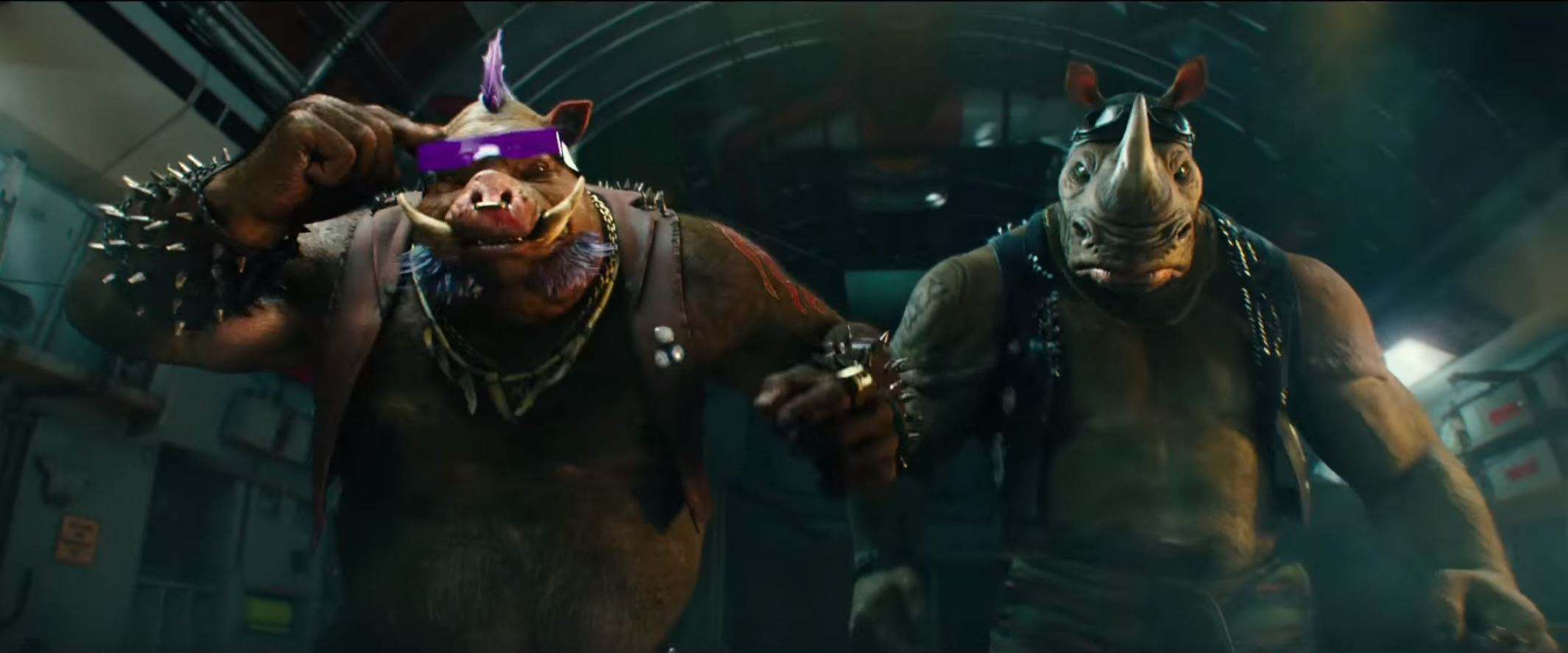 New The Teenage Mutant Ninja Turtles: Out of the Shadows Trailer!
