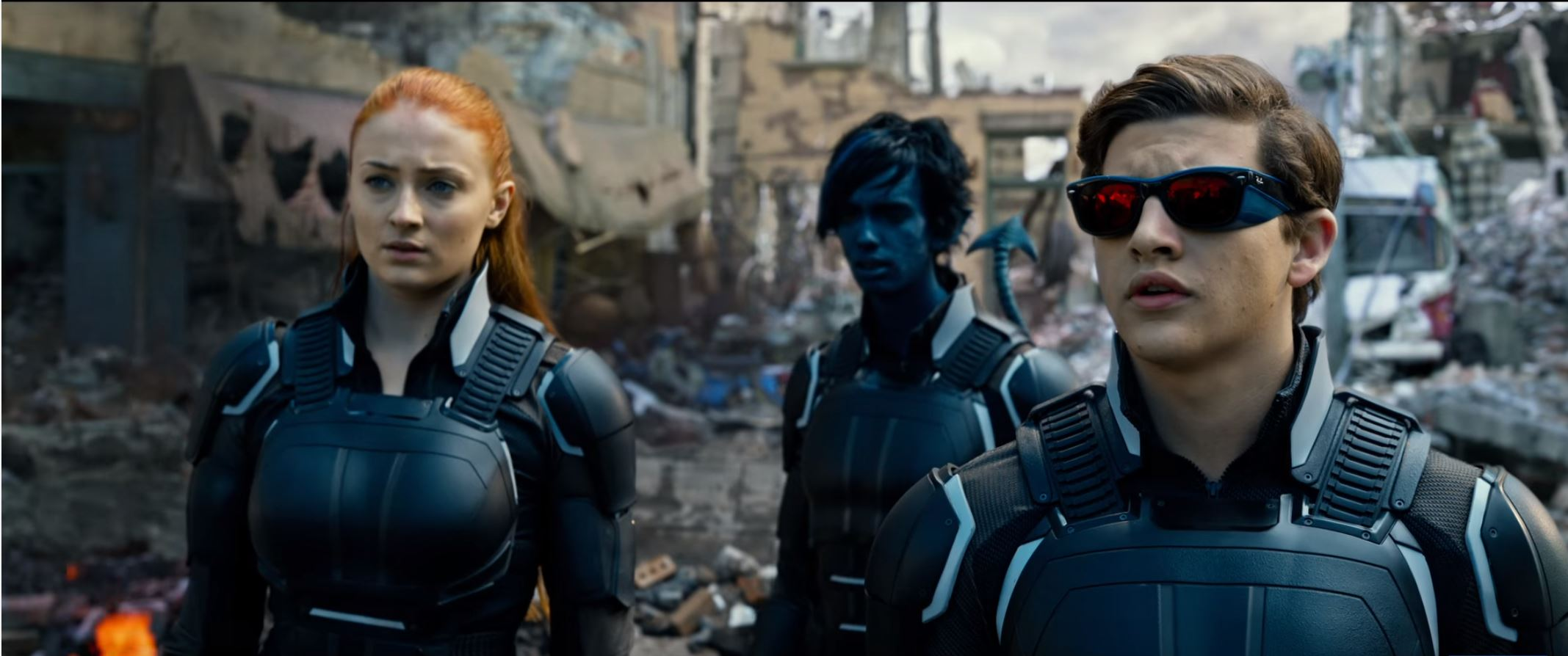 The New X-MEN: APOCALYPSE Is Here!
