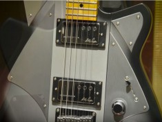 Have A Look At Billy Corgans New Signature Guitar The 'Reverend BC1'