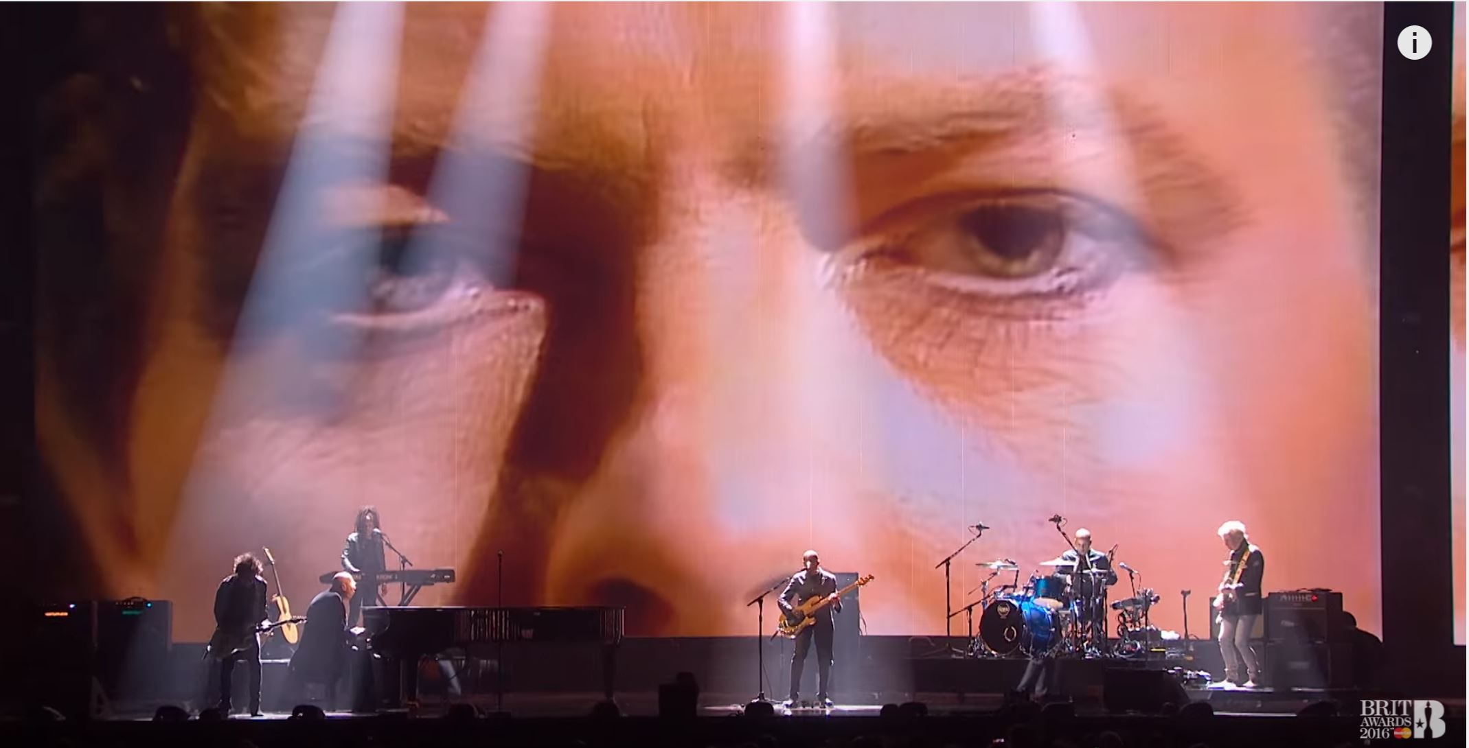 The Best David Bowie Tribute So Far At The Brit Awards 2016