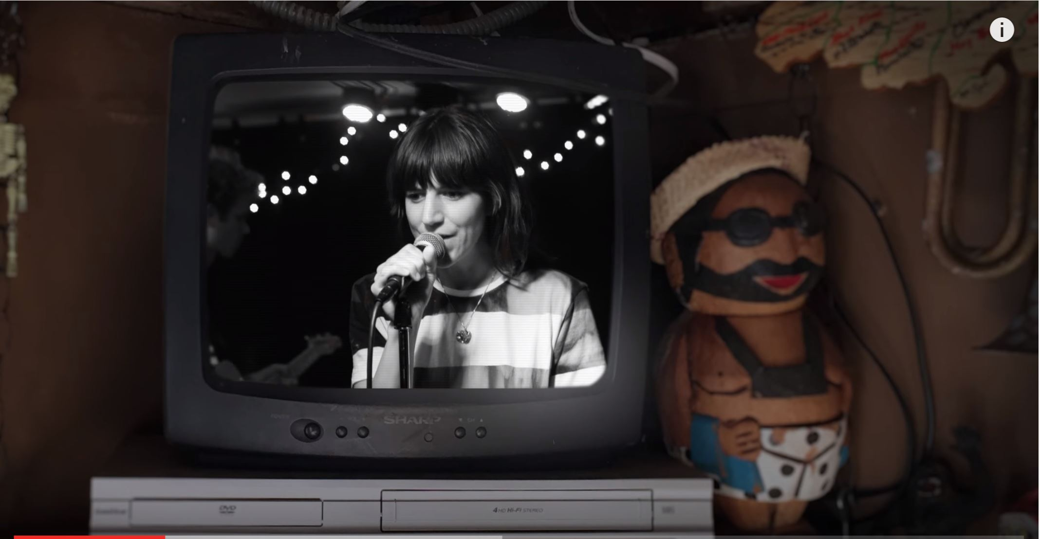 "New Music Video From Eleanor Friedberger – ""Because I Asked You"""