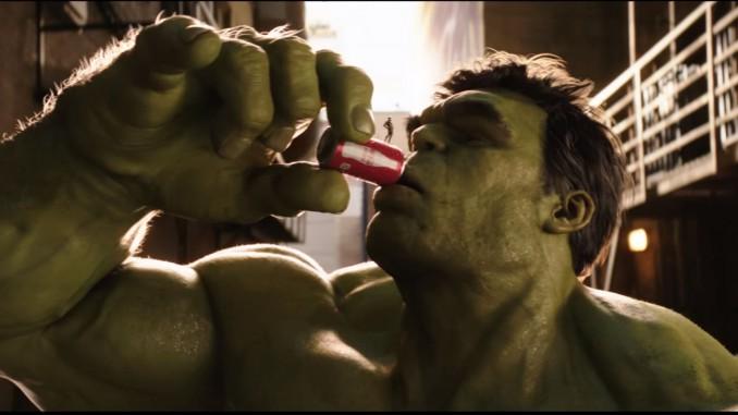 Super Bowl Rerun: Coca-Cola: Coke Mini (Hulk vs. Ant-Man)