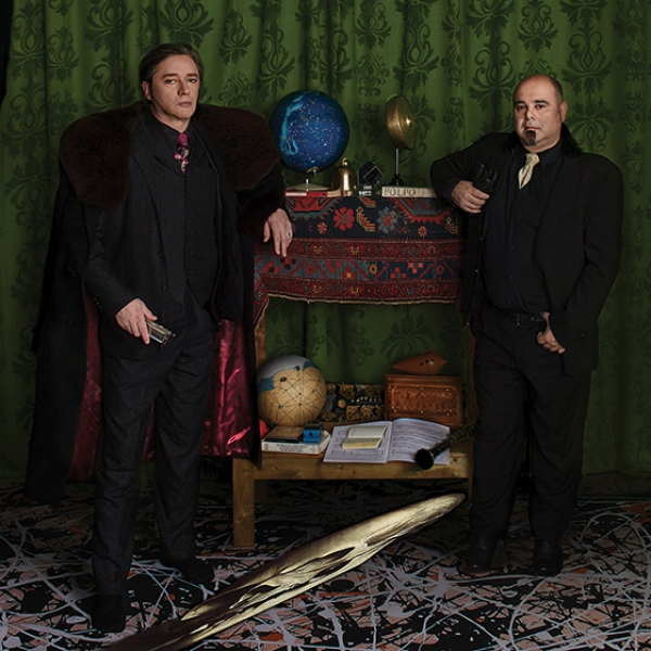 Teho Teardo And Blixa Bargeld Release another Album 'NERISSIMO'