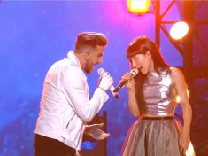 "Adam Lambert Performs ""Welcome to The Show"" feat. Laleh On AMERICAN IDOL"