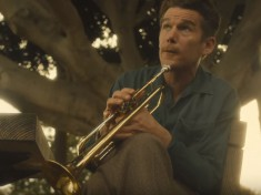 Ethan Hawke is Chet Baker In New Movie 'Born to Be Blue '