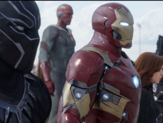 Soon The Fight Will Begin: New TV Spot for Marvel's Captain America: Civil War