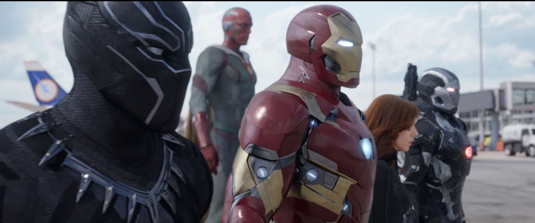 Soon The Fight Will Begin: New TV Spot for Marvel's Captain America: Civil War