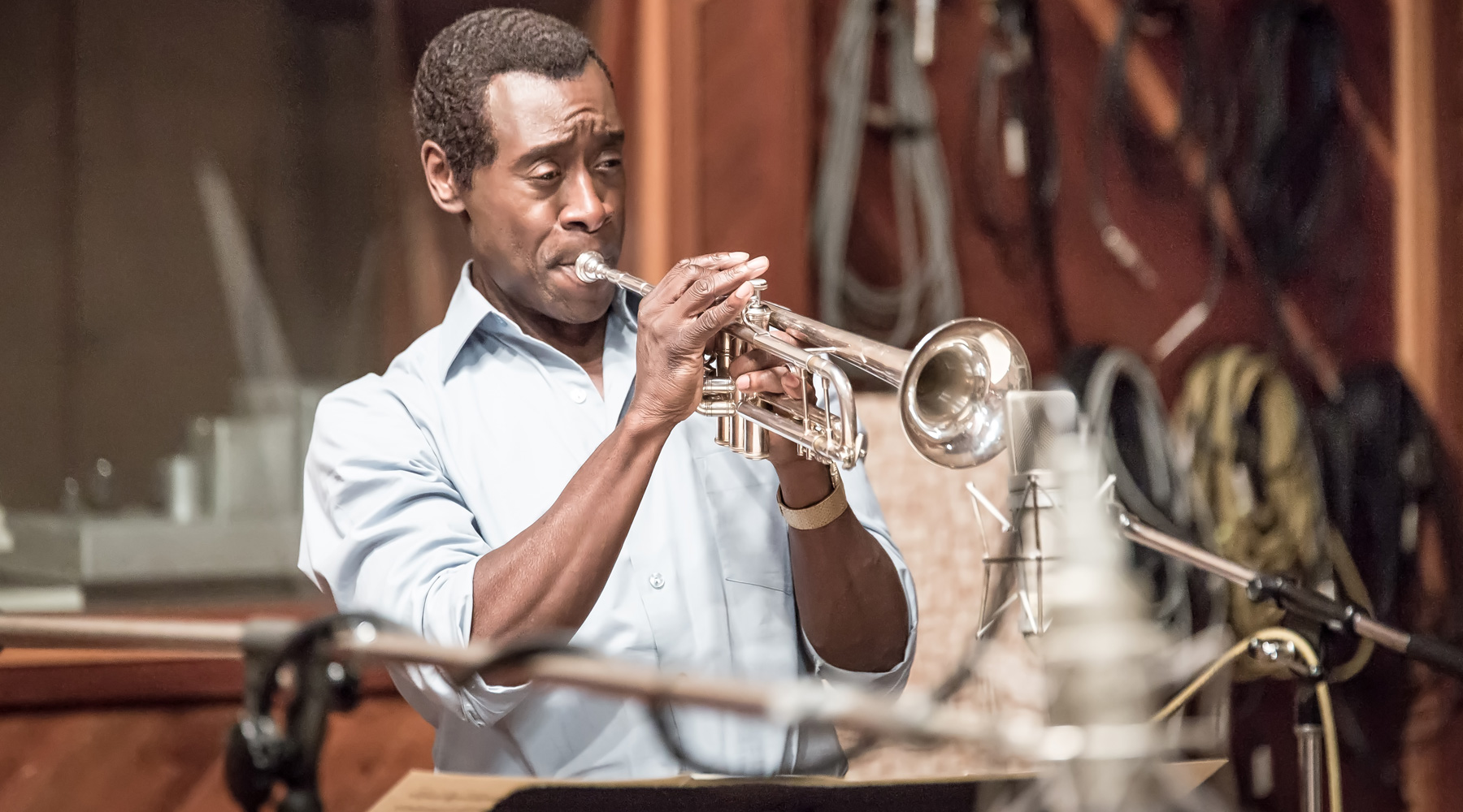 Check Out The New Trailer For The Movie About Miles Davis 'MILES AHEAD'