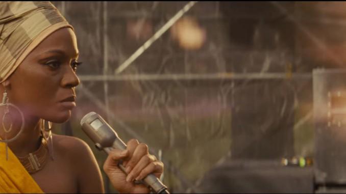 Check out the new Nina Simone Trailer!