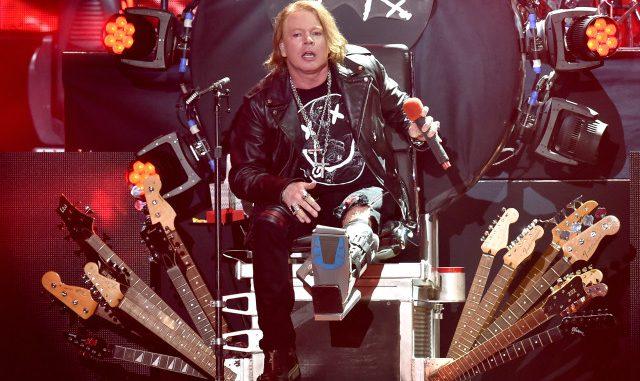 Believe it! It's Official — Axl Rose Is AC/DC's New Singer