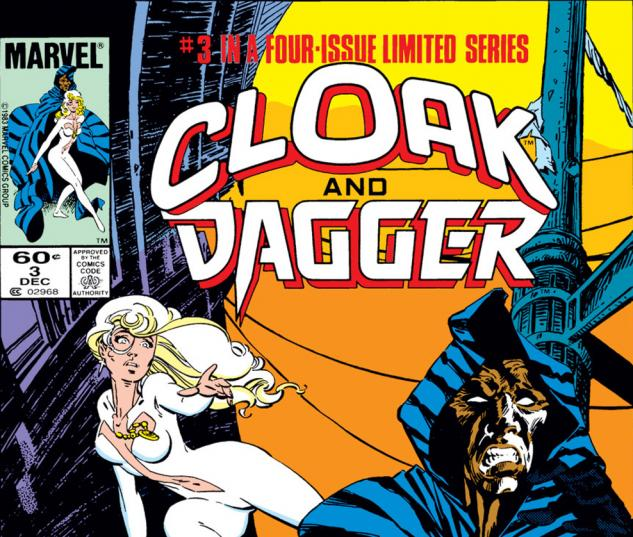 Marvel's Cloak and Dagger To Become Next TV Series
