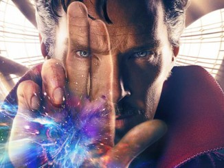 The First Trailer For Marvels Dr. Strange Is Here!
