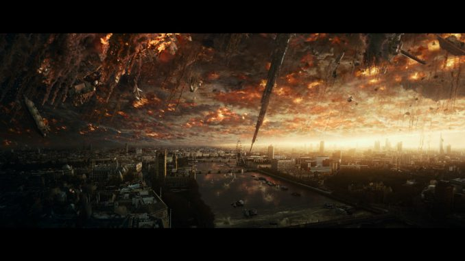 Watch The New Independence Day: Resurgence Trailer!