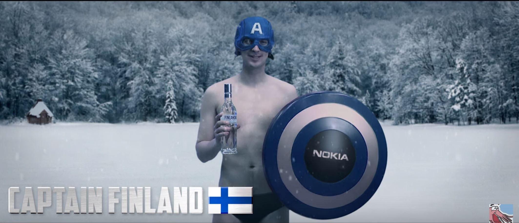 Check Out This Hilarious Captain America Parody *Captain Europe*