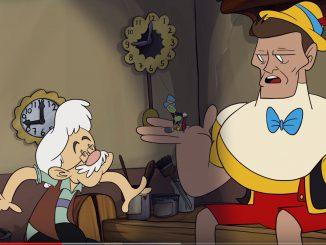 Hero Swap - Pinocchio Starring Terminator