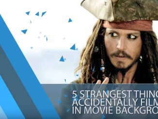 Strangest Things Accidentally Filmed In Movies