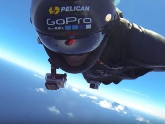 Watch: Professional BASE jumper, Jeb Corliss, suffering a life threatening crash